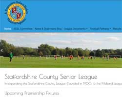 Staffordshire County Senior League
