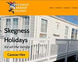 Skegness Caravan Holiday